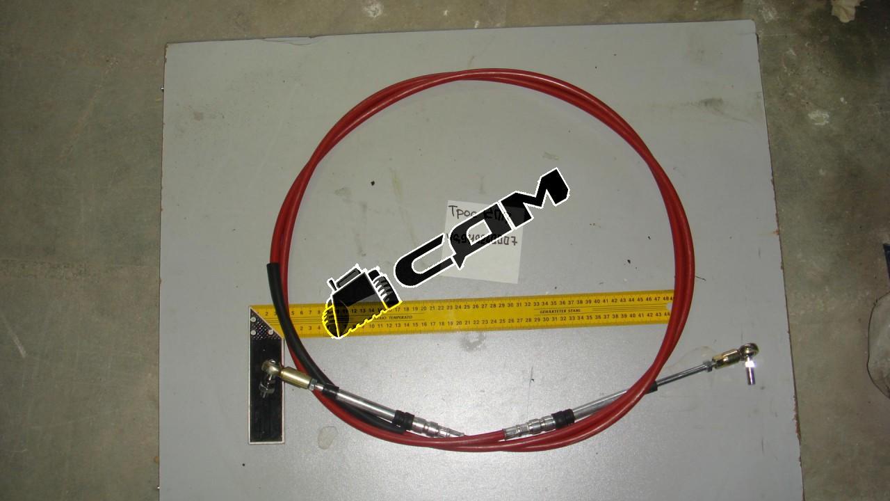 Трос КПП l=3400 мм  WG9719240007